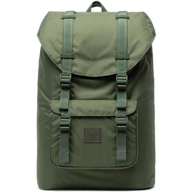 Herschel Little America Mid-Volume Light Backpack 17l cypress